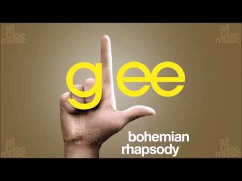 Bohemian Rhapsody | Glee [HD FULL STUDIO]