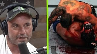 Is MMA Safer Than Boxing ? | Joe Rogan