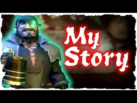HOW I GOT HERE // SEA OF THIEVES - The tale of my channel #SOTStory