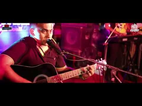 Mohit Chauhan mashup - Cornea performing at Red Bandstand Ko
