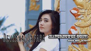 Deviana Safara - Wes Oleh Ganti (maturnuwun Gusti) [Official]