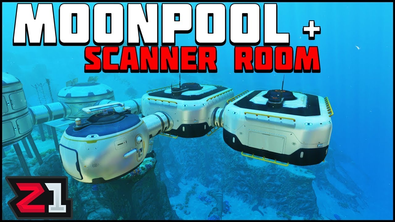 Moonpool And Scanner Room Base Building Subnautica Gameplay E 5 Z1 Gaming Youtube Subnautica ep.29 scanner room fragments. moonpool and scanner room base building subnautica gameplay e 5 z1 gaming