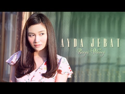 Ayda Jebat - Bagai Pelangi (Official Music Video)