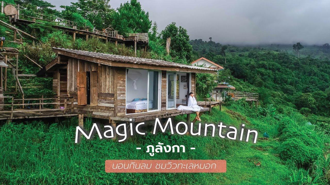 Magic Mountain ภูลังกา | โฮมสเตย์วิวสวย บรรยากาศสไลว์ไลฟ์