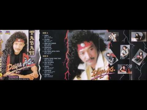 DAYU AG - TABAH (FULL ALBUM)