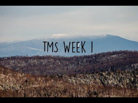 The Mountain School: Week 1