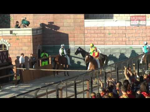 Palio di Legnano 2013: La vittoria della contrada San Domenico - Legnanowebtv.com