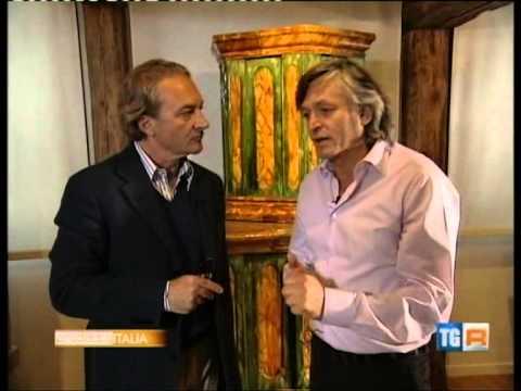 Lauro defrancesco stufe in maiolica antiche trentino - Stufe tirolesi in maiolica ...