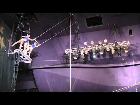 flying angels flying trapeze, circus circus 06/19/2012