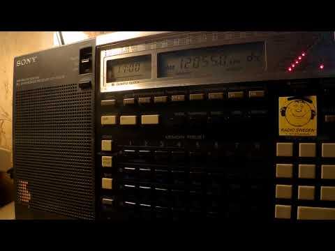 10 11 2017 China National Radio 17 in Kazakh to EaAs 1100 on 12055 Lingshi