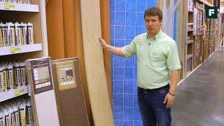 видео ПВХ панели: особенности ухода