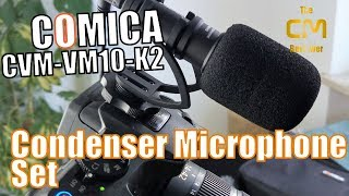 Comica CVM-VM10K2 Test: Multi-function Smartphone Videokit - Mikrofo...