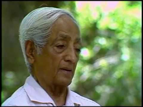 On living together without marriage | J. Krishnamurti
