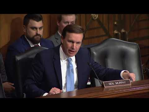 Murphy Questions Department of Labor Nominees in HELP Hearing