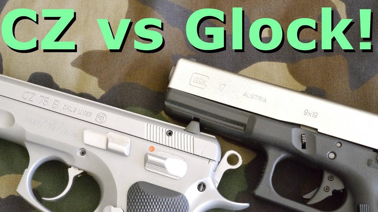 CZ vs GLOCK !