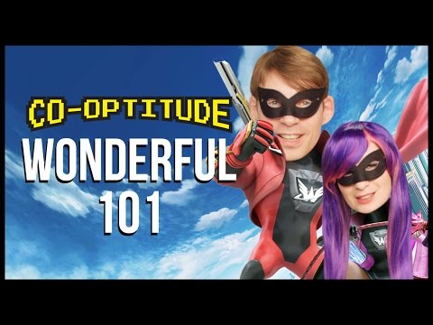 Felicia Day and Ryon Day get trolled SO HARD by Wonderful 101 for the Wii U on this week