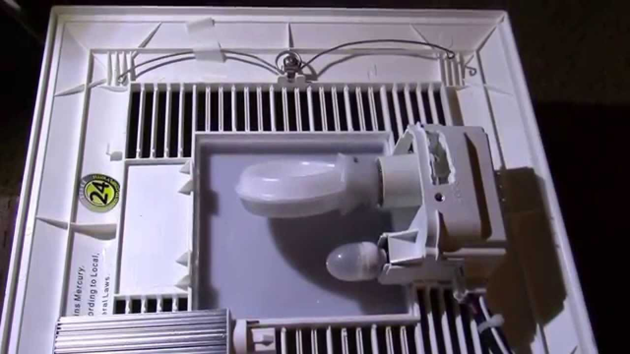 Panasonic WhisperLite Bathroom Fan CFL Replacement Part YouTube - Panasonic whisperlite bathroom fan