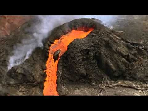 Collecting Lava (Inside Planet Earth, 2009)