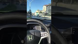 Araba Snapler Honda Snap (Hande Yener)