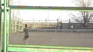 Магнитогорск большой теннис.
