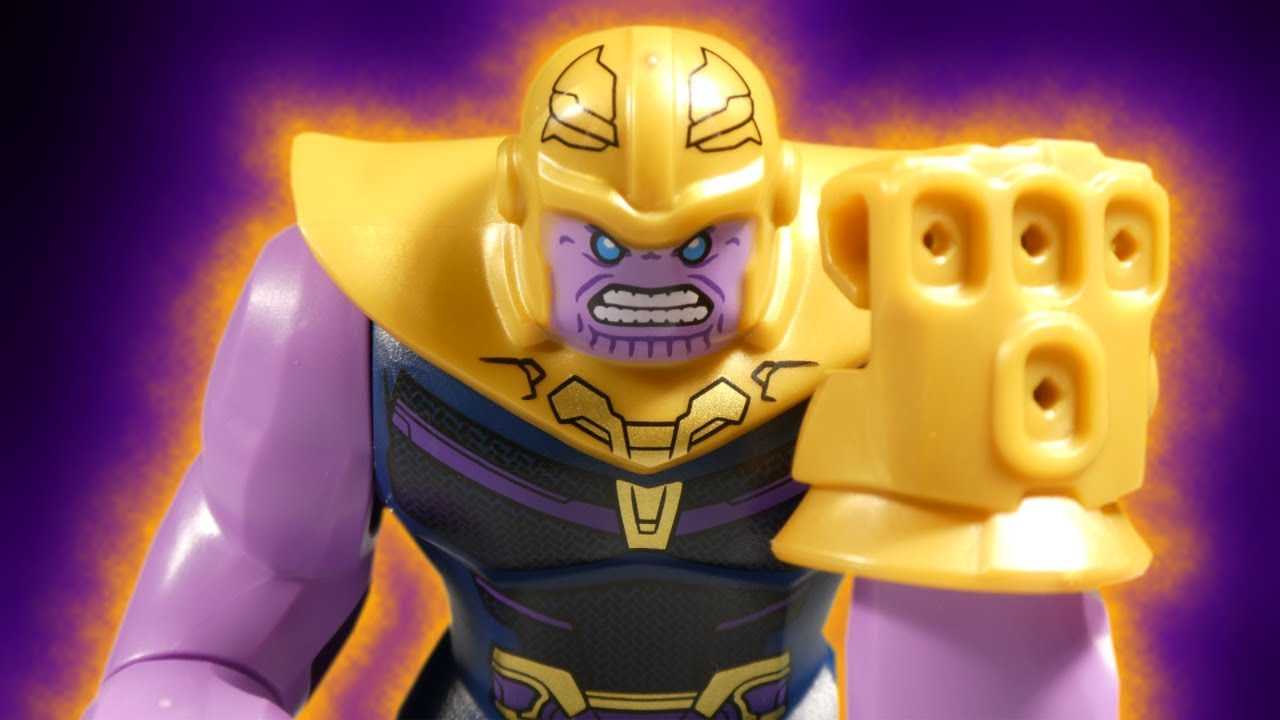 Lego Avengers Infinity War Part 1 Marvel Stop Motion Youtube