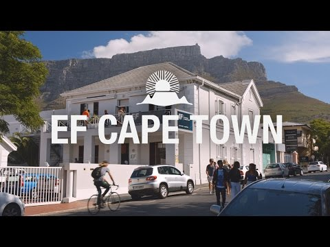 EF Cape Town ‒ Tour of the School