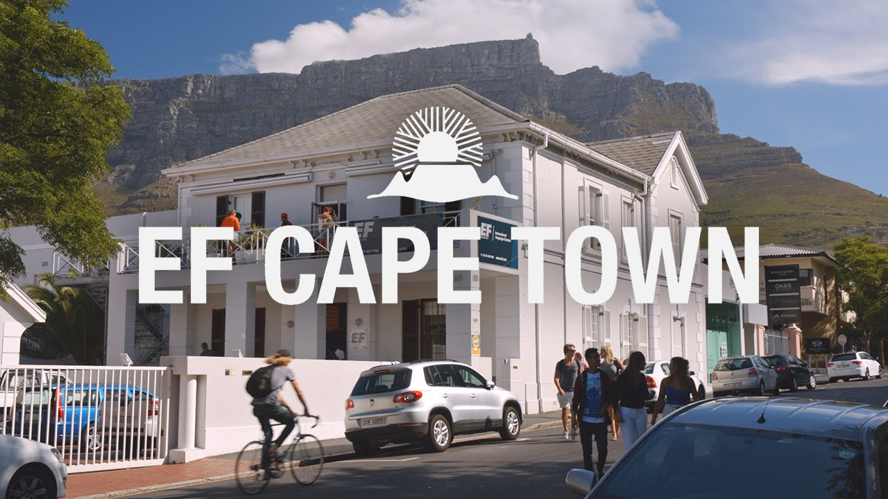 ef cape town campus tour youtube