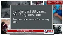 Leak Detection North River Shores FL | Pipe Surgeons | 888-776-9573