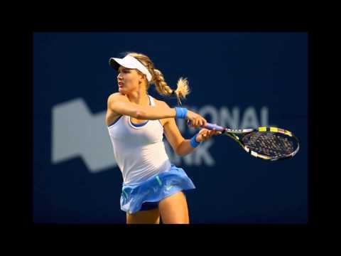 U.S Open: Eugenie Bouchard, Milos Raonic win in Round 2