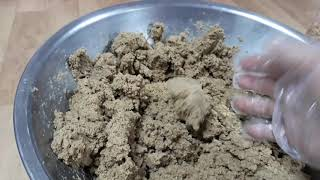 몸속노폐물빼주는 현미미강발효김치 만들기!