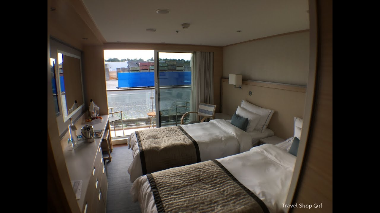 Viking Atla Cabin 321 Cabin Tour   Viking River Cruises   YouTube