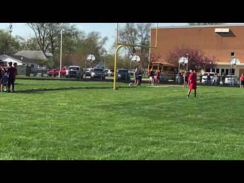 Chesterton Middle School Track Meet 4/17/17