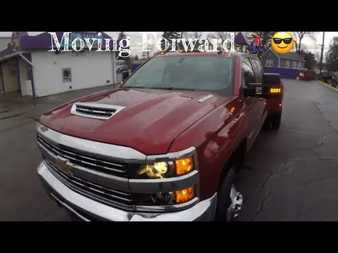 Reviewing Nate's 2018 Silverado 3500| Duramax HD! | Price and payments
