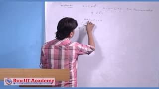 am gm hm theorem agp sum of agp iit jee main and advanced mathematics video lecture