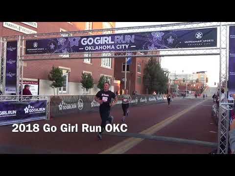 2018 Go Girl Run OKC