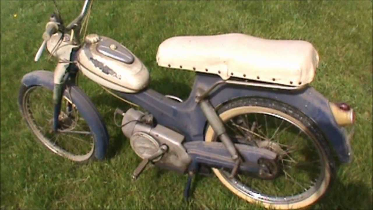 Classic mopeds 17
