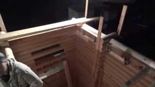крепление балок под пол 2 этажа(монтаж палов Наша компания предоставляет следующий комплекс строительных услуг: строительство дачных..., 2015-11-04T19:03:58.000Z)
