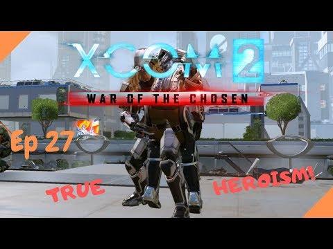 XCOM 2: Chosen DLC - Ep 27 - VIP Extraction (2/2)(Narrated/Ironman/Blind)
