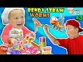 Chase's Corner: JELLO WORMS Fun Activity! (#3) | DOH MUCH FUN