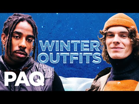 How To Dress For Winter!