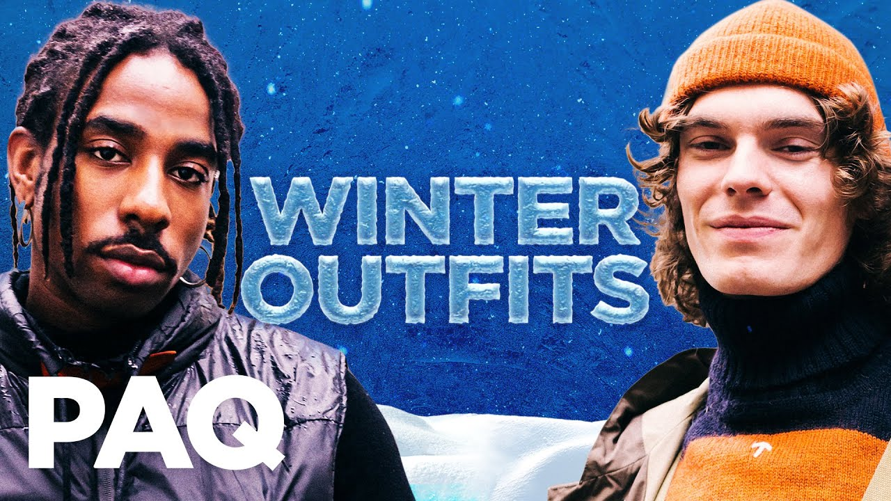 [VIDEO] - How To Dress For Winter! 1