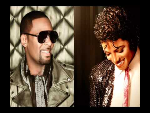 R. Kelly - You Are My World Michael Jackson Demo 2011