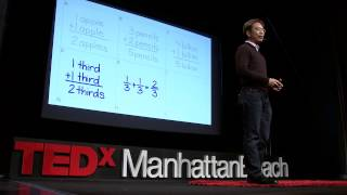 Math isn't hard, it's a language | Randy Palisoc | TEDxManhattanBeach