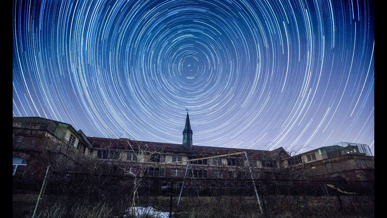 Star Trails Photography Tutorial Take Pictures at Night YouTube