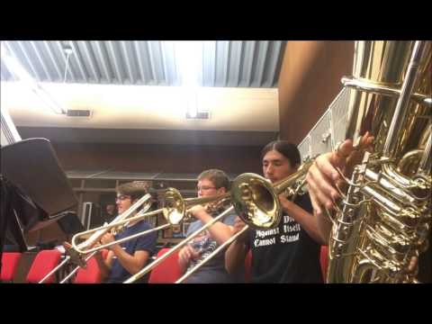 1812 Overture Low Brass Excerpt