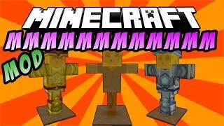 MmmMmmMmmMmm Mod: Maniquies - Minecraft Mod 1.10/1.9.4/1.9/1.7.10