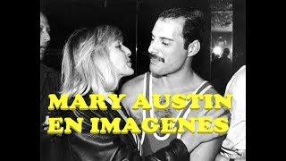 Freddie Mercury y Mary Austin: el amor más raro de la historia del rock. En imágenes