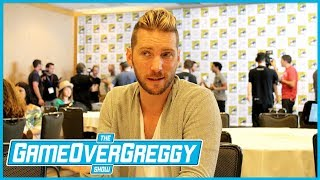 Troy Baker (Special Guest) - The GameOverGreggy Show Ep. 193 (Pt. 4)