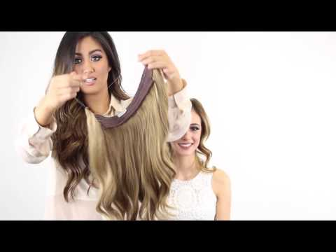 How to Fit your HALOCOUTURE Extension