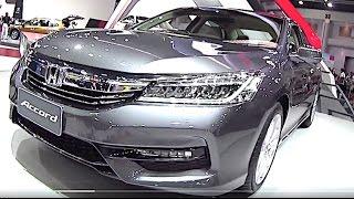 2017, 2018 Honda Accord Interior, exterior, under the hood - The new luxury sedan Honda
